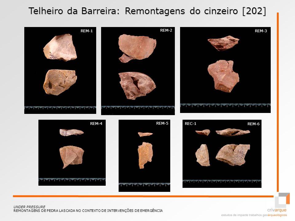 Telheiro da Barreira: Remontagens do cinzeiro [202]